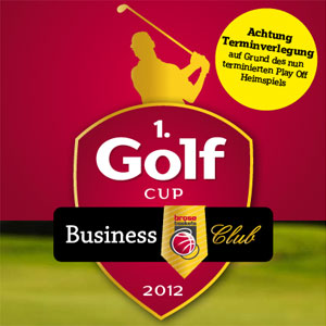 1. Golf-Cup des Brose Baskets Business Clubs